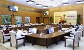 Approbation de la Résolution sur les résultats et la liste des députés élus