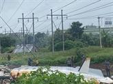 Douze morts dans le crash d'un avion militaire au Myanmar