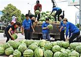 Aider les agriculteurs a écouler leurs produits