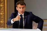 Vaccins : Macron appelle les labos à donner 10% des doses aux pays pauvres