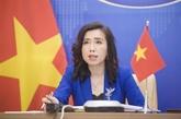 Le Vietnam demande à Taïwan de mettre fin à ses exercices au tour de l'île de Ba Binh