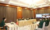 Le Vietnam participe à la conférence virtuelle du groupe de travail ADSOM+