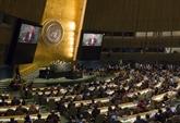 L'Iran récupère ses droits de vote à l'Assemblée générale de l'ONU
