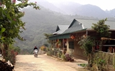 Le problème du logement à Muong Lat
