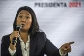 Fujimori dénonce des fraudes, des partisans des deux camps se rassemblent