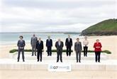 Le G7 passe à l'action face à la pandémie et la crise climatique