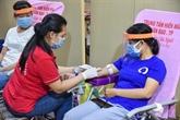 Un message plein d'humanité à l'occasion de la Journée mondiale du donneur de sang 2021
