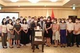 Anti-COVID-19 : les Vietnamiens au Japon soutiennent leur pays ancestral