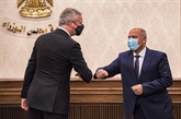 Paris s'engage sur 3,8 milliards d'euros de projets en Égypte, partenaire