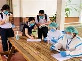COVID-19 : le nombre total de cas au Laos a dépassé les 2.000