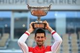 Roland-Garros : Djokovic sur la voie du GOAT, le meilleur joueur de tous les temps