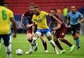 Copa América : le Brésil bat sans briller un Venezuela diminué, Neymar décisif