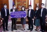 COVID-19 : la province lao de Vientiane assiste Hai Duong