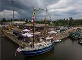 Pologne : un voilier construit par des sans-abri pourra bientôt prendre le large