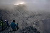 Volcan en RDC : après l'éruption, des experts à l'assaut du cratère