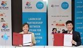 L'UNICEF aide les enfants vietnamiens à améliorer leurs compétences numériques