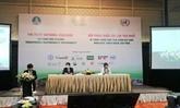 Premier dialogue national sur les systèmes alimentaires du Vietnam