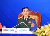 Le Vietnam à la réunion informelle des ministres de la Défense ASEAN - Chine