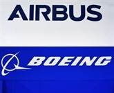 Airbus et Boeing : le ciel s'éclaircit entre l'UE et les États-Unis après un accord