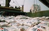 Le Vietnam exporte 2,7 millions de tonnes de riz en cinq mois