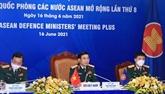 Le ministre vietnamien de la Défense participe à la 8e ADMM+