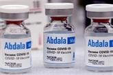 COVID : Cuba prêt à coopérer avec le Vietnam pour l'approvisionnement en vaccins