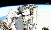 La sortie de Thomas Pesquet dans l'espace achevée, mission partiellement accomplie