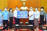 Une entreprise sud-coréenne octroie 10 milliards de dôngs au Fonds de vaccins anti-COVID-19