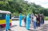 Suspension temporaire de l'entrée des Vietnamiens par la porte frontalière de Câu Treo