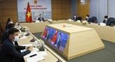 Entretien virtuel entre Vuong Dinh Huê et Li Zhanshu