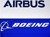 Le Royaume-Uni résout à son tour sa dispute avec les États-Unis sur Airbus - Bœing