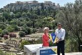 La Grèce reçoit à son tour l'aval de l'UE pour son plan de relance post-COVID