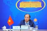Le Vietnam participe à des réunions de l'ASEAN