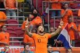 Euro : les Pays-Bas dominent l'Autriche et décrochent leur ticket pour les 8es