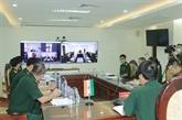 Maintien de la paix : le Vietnam et l'Inde promeuvent leur coopération