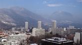 À Grenoble, un