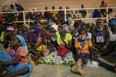 Le nombre de déplacés à cause des guerres et crises a doublé en dix ans, selon l'ONU