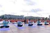 La 7e Journée internationale du yoga attendue sous forme virtuelle