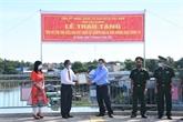 COVID-19 : Soc Trang aide des Cambodgiens d'origine vietnamienne touchés