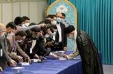 Les Iraniens commencent à voter pour élire un successeur à Hassan Rohani