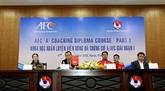 La VFF reconnu comme membre de classe A de l'AFC