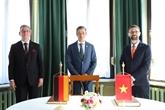 Le Vietnam et l'Allemagne promeuvent la coopération dans le domaine de la santé