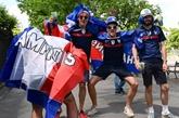 Les Bleus lancent le super-samedi dans le chaudron de Budapest