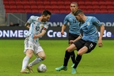 L'Argentine bat l'Uruguay 1-0 avec un Messi inspiré