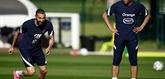 Euro : les Bleus se jaugent face aux Gallois, avec l'attraction Benzema