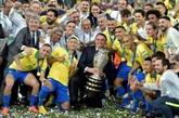 Foot : le Brésil organisera bien la Copa América