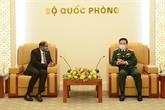 Défense : le Vietnam renforce la coopération avec Singapour et les Philippines