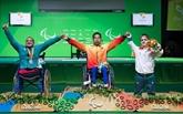 Les sponsors des athlètes paralympiques vietnamiens sont connus