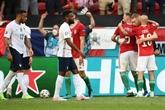Euro 2020 : la France et l'Espagne étouffées, l'Allemagne refroidit le Portugal
