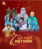 La force du Vietnam, une chanson mettant à l'honneur les forces antiépidémiques